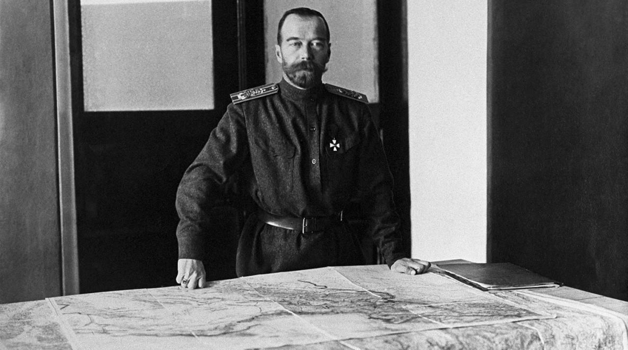 Сегодня – 150 лет со дня рождения Николая II