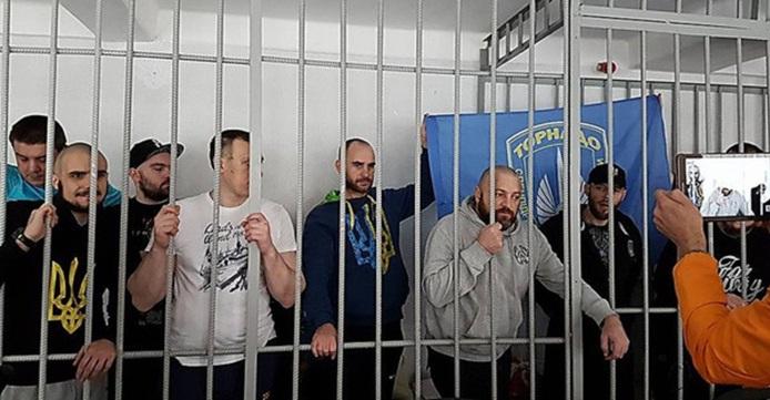 Чудовища украинской реальности…