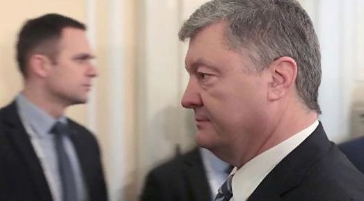 Порошенко: Украина не может прекратить стрелять