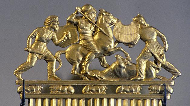 Афера века: Скифское золото, за которое спорят Россия и Украина, вывезено жуликами в Испанию