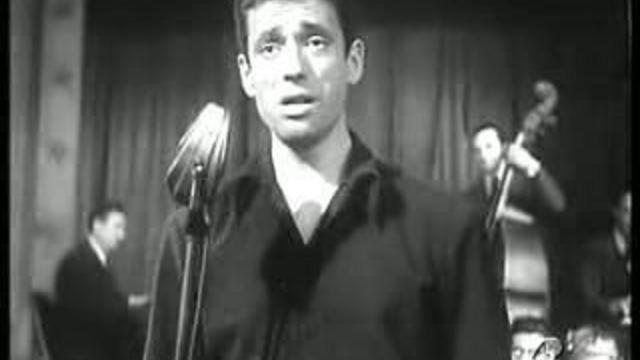 Ив Монтан актёр, певец