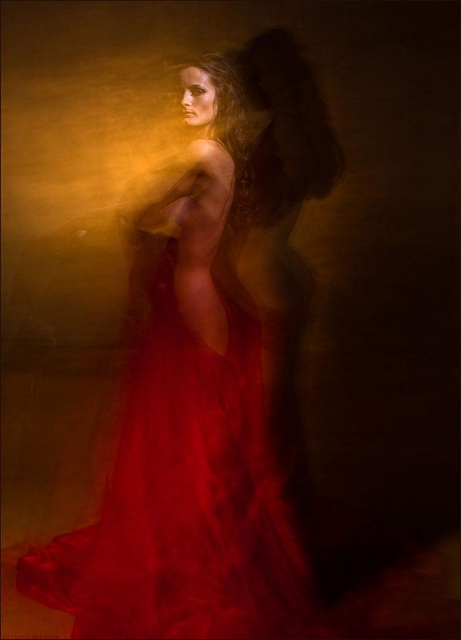 Хрупкая женственность от фотографа Татьяны Михиной