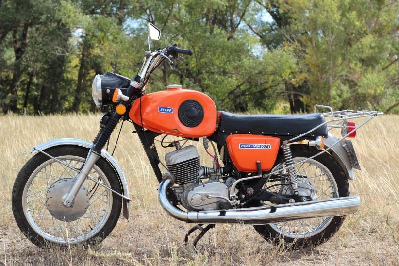 1. ИЖ Планета Спорт. Самый быстрый и технологичный. авто, мото, мотоцикл, советские мотоциклы, ссср