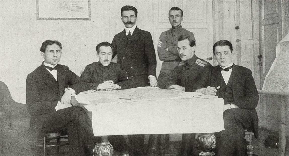 """Настоящий создатель «Украины"""" - генерал Макс Гофман"""