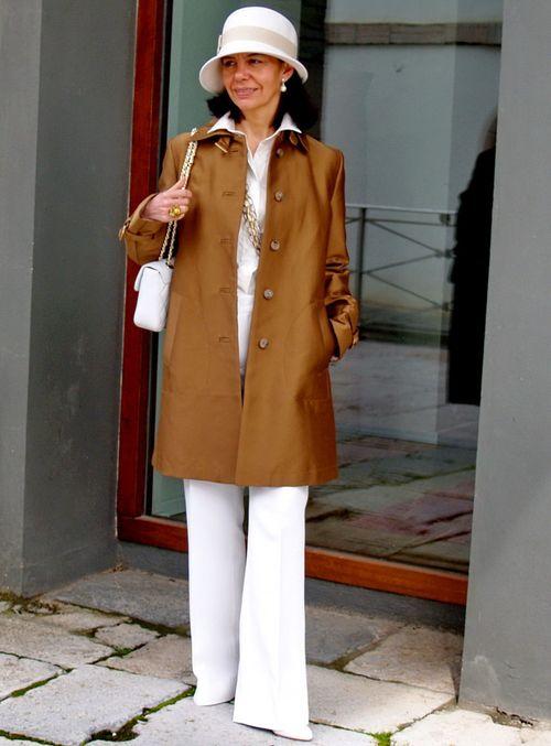 женская одежда после 50 лет