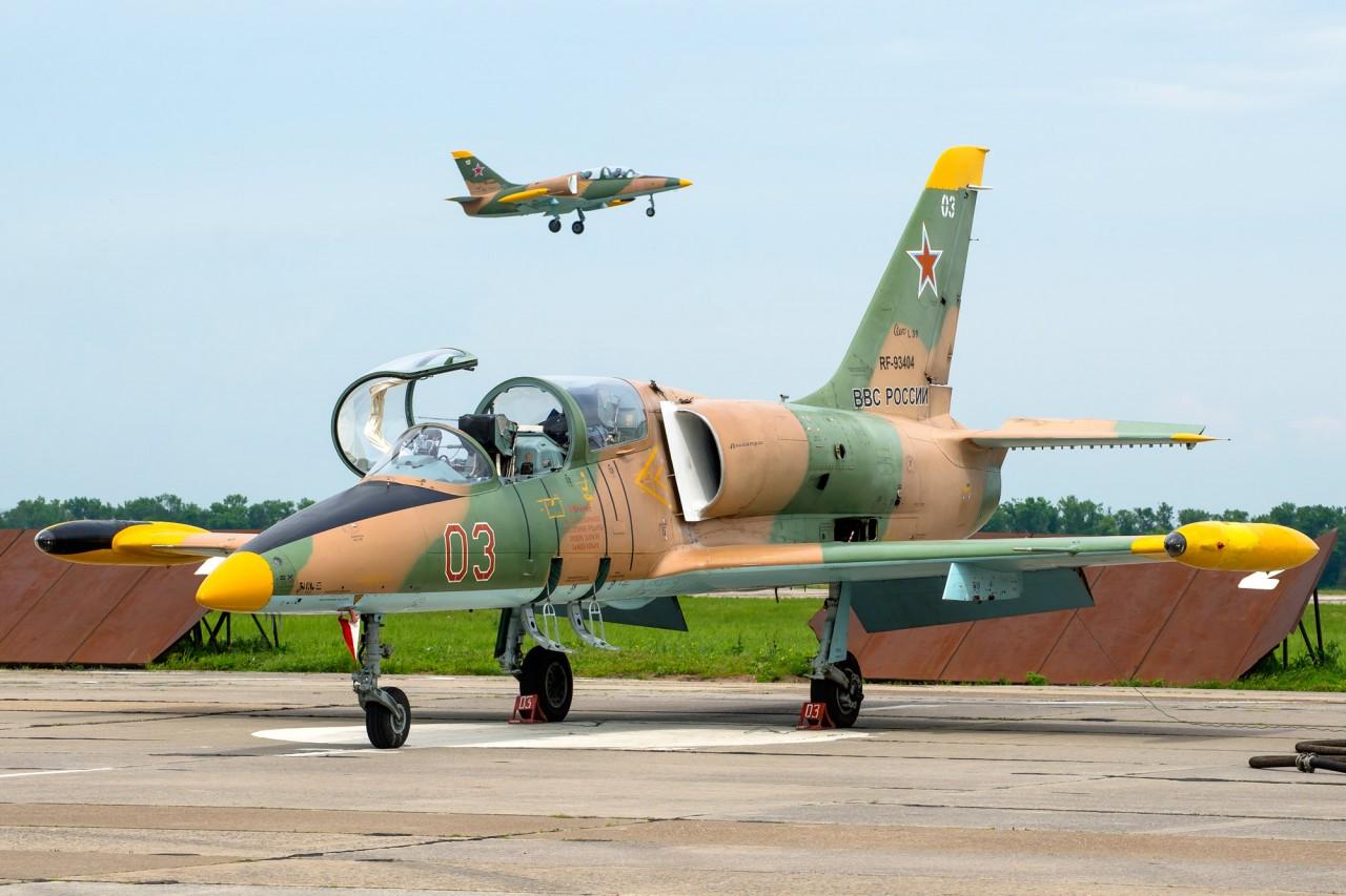 Как в России готовят военных летчиков
