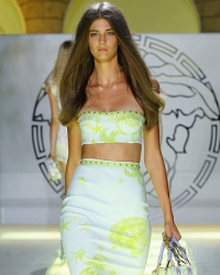 мода весны лета 2012 Versace