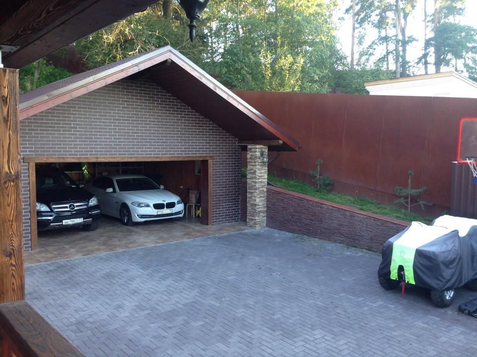 Как построить гараж на 2 машины: размер, оптимальная ширина 42