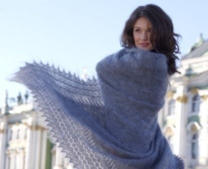 фото связанных платками