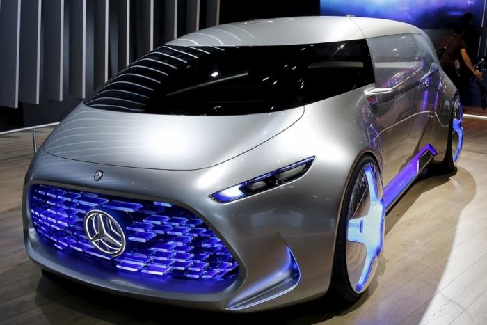 Mercedes-Benz Тору.