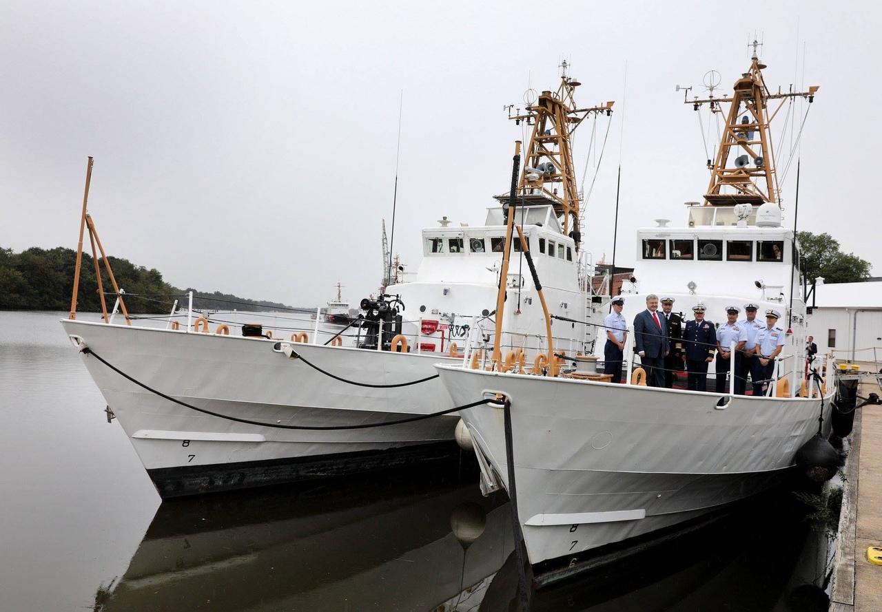 Суверенитет променяли на ржавые лодки