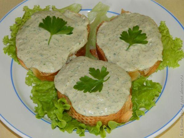 Бутербродная масса