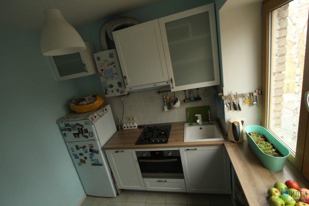 Дизайн пятиметровых кухонь