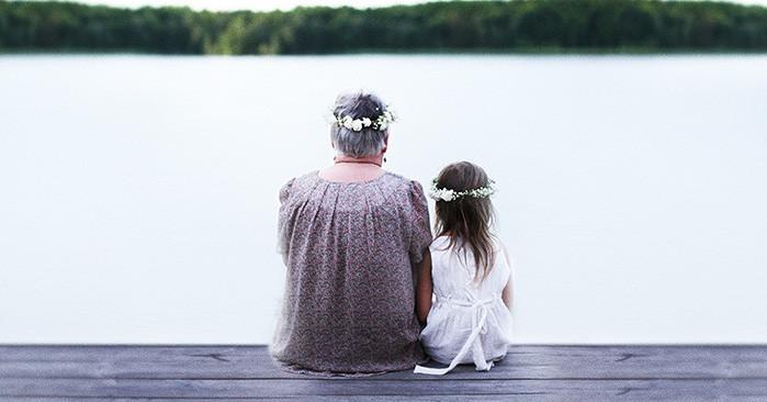 Чудесное письмо бабушки своей новорожденной внучке