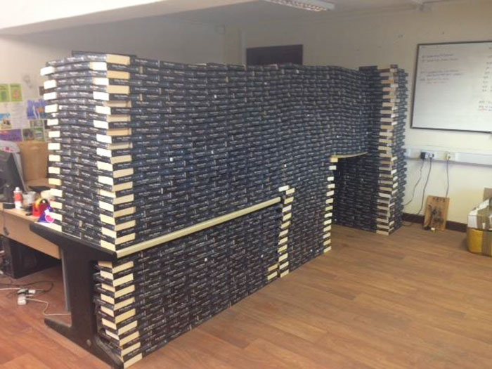 Charity Bookstore Begs People To Stop Donating Copies Of Fifty Shades of Grey