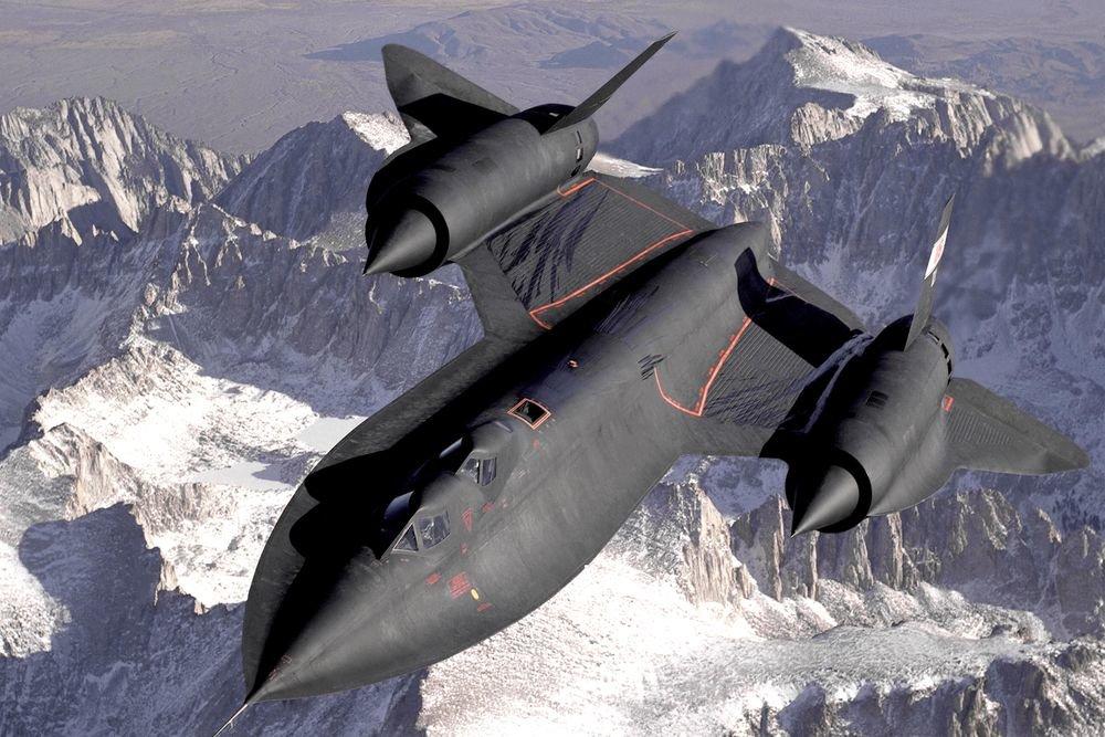 """Спасение """"Черного дрозда"""": США рассекретили инцидент с SR-71 у границ СССР"""