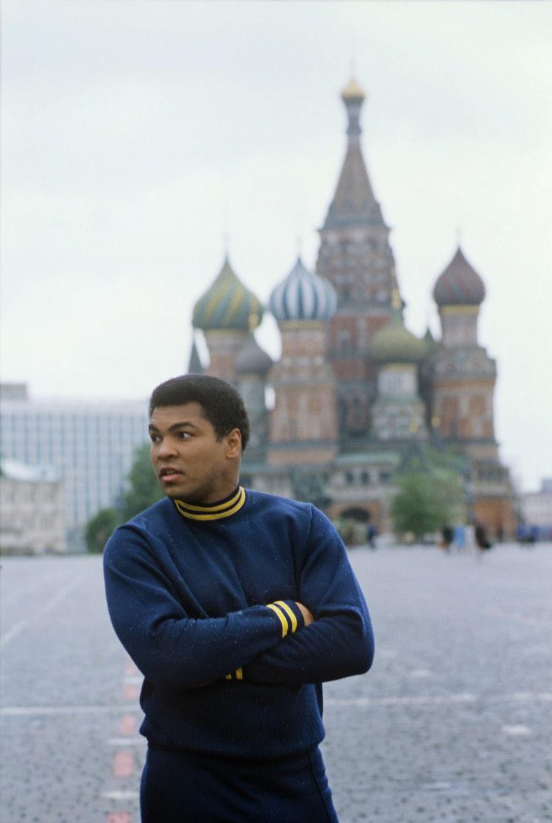 Мухаммед Али в СССР
