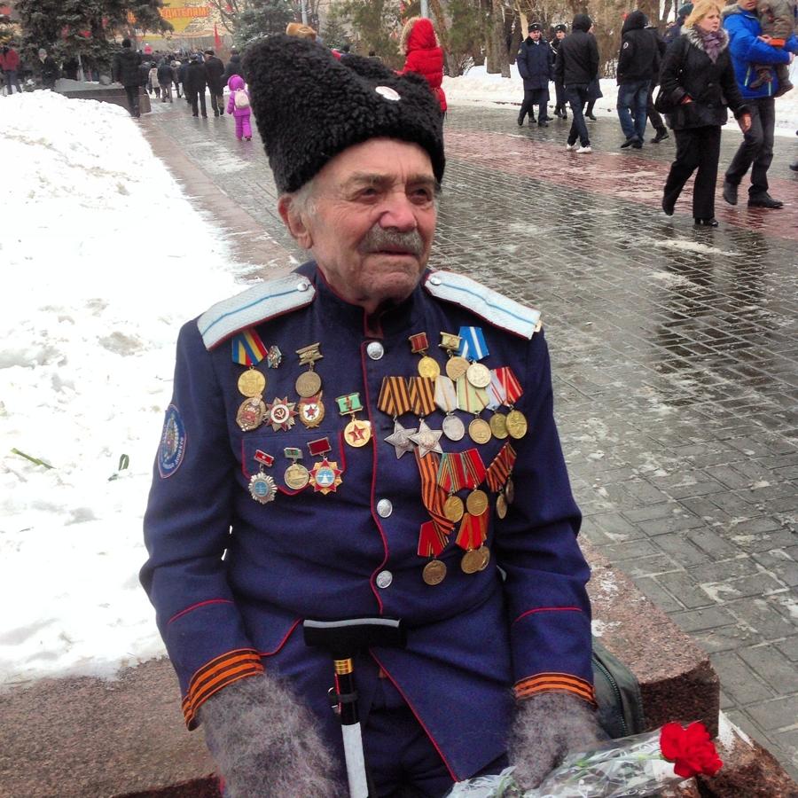 Фотоотчет. 70 летие победы в Сталинградской битве