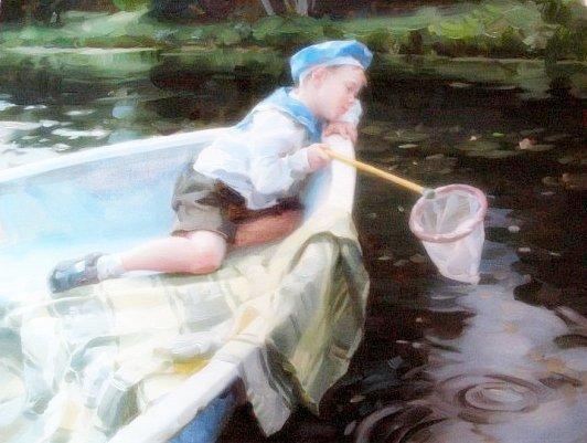 Восторженные картины Татьяны Еникеевой