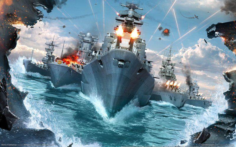 Опять мокрые подгузники: Россияне пролетели над кораблями НАТО и имитировали их потопление