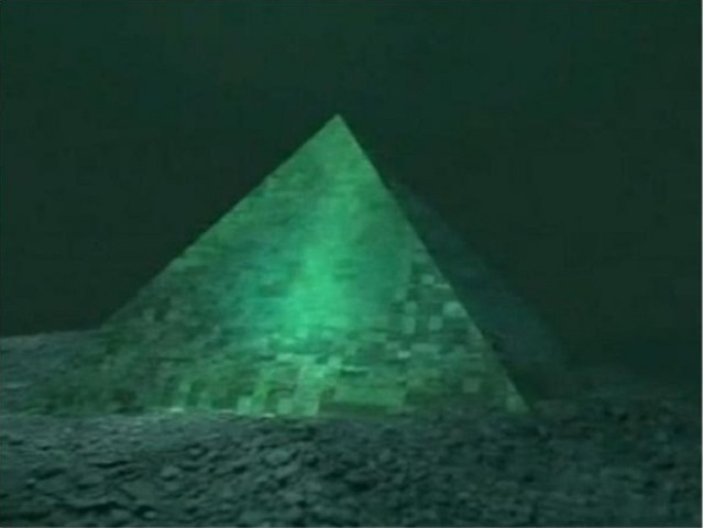 Бермудские пирамиды 2