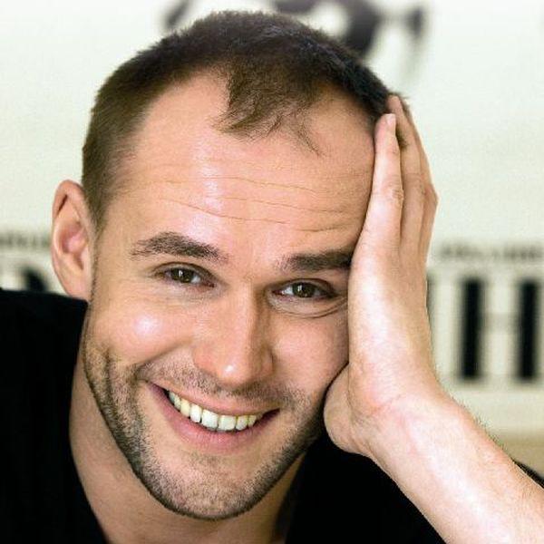 Аверин Максим Викторович актёр, заслуженный артист России