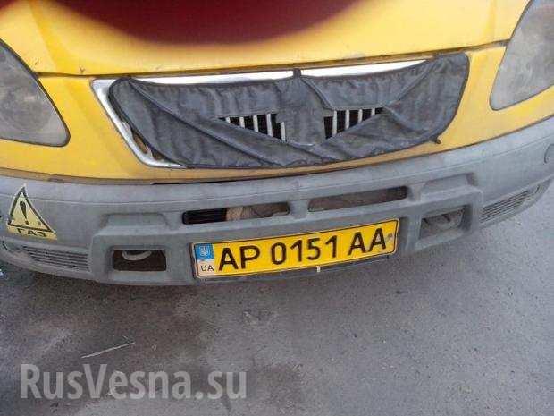 «Пошли вон, вы моего отца в Донецке убили!» — в Запорожье водитель маршрутки отказался везти боевика «АТО»