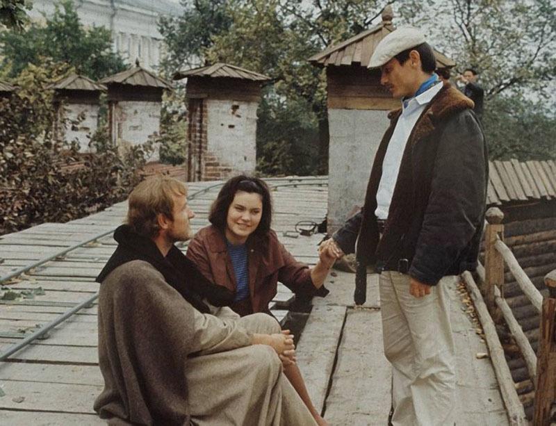 onset04 На съемочных площадках популярных советских фильмов