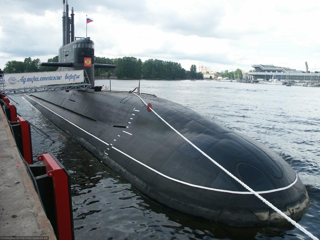 подводная лодка серии амур