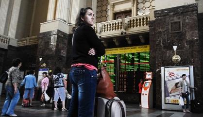 Пусть пешком идут: в РФ придумали ответ на прекращение транспортного сообщения с Украиной