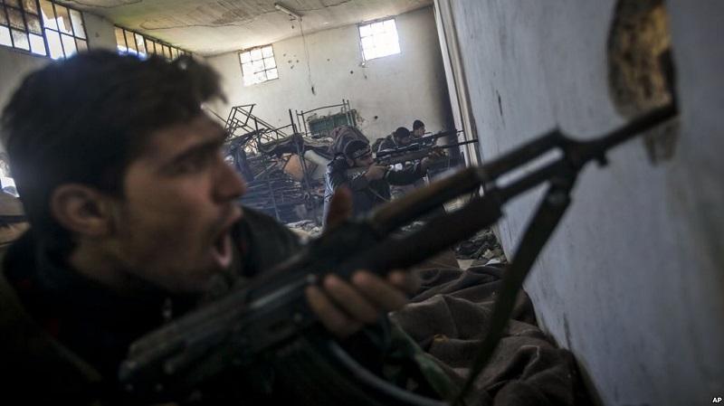 Осады «без конца» в сирийской гражданской войне