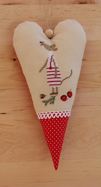 Текстильные сердечки от Юлия Schilles (2) (346x640, 135Kb)