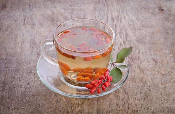 Чай из барбариса рецепт