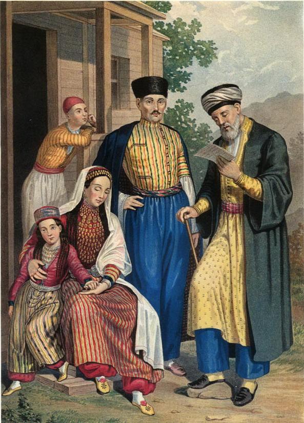 Крымские татары: мифы и реал…