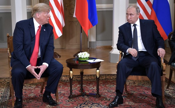 Путин: Сирия может стать образцом сотрудничества России иСША