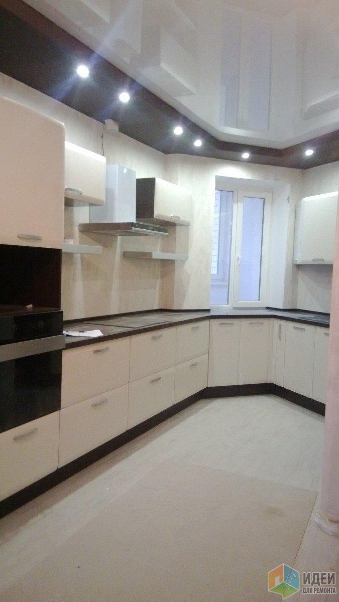 Кухня вместо ванной комнаты, или наш вариант перепланировки двушки в трёшку