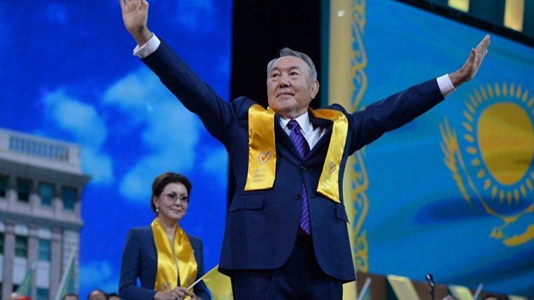 Мнение: Военная хитрость Назарбаева - дочь остается за отца