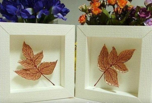Рамки из бумаги своими руками фото