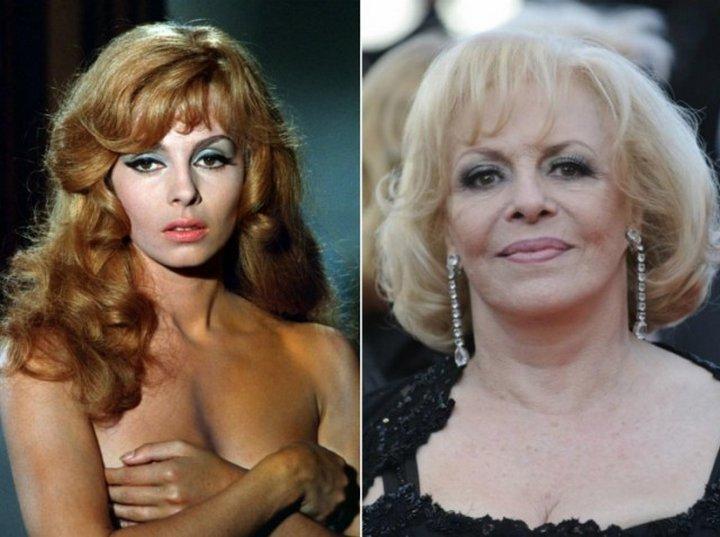 Знаменитые певицы и актрисы …
