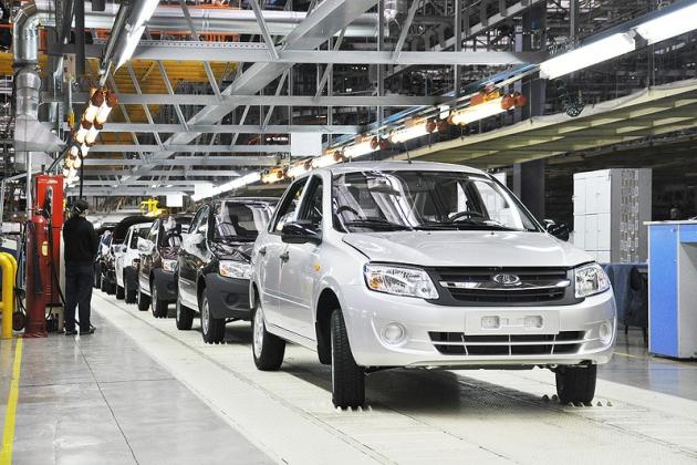 «ИжАвто» в 2015 году планирует увеличить объем производства в три раза