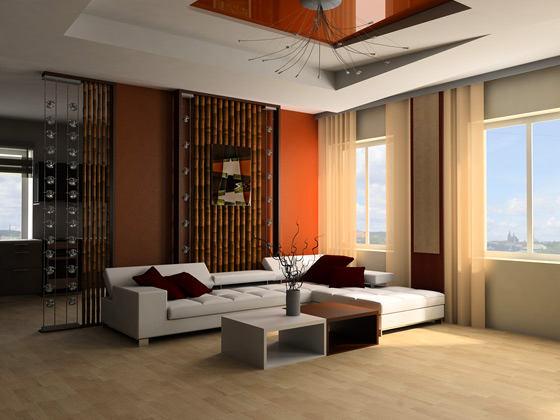 Гостиная, холл в цветах: черный, серый, светло-серый, темно-коричневый, бежевый. Гостиная, холл в стиле минимализм.
