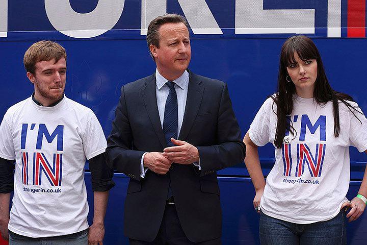 На выход с вещами: половина британцев требуют, чтобы их страна покинула Евросоюз