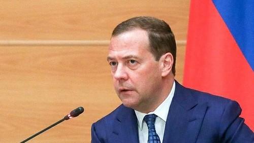 Медведев исключил военные действия в качестве ответа на санкции против РФ