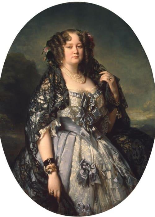 Фаворитка Николая I, княжна Урусова: «царица московских красавиц» или «богиня глупости»?