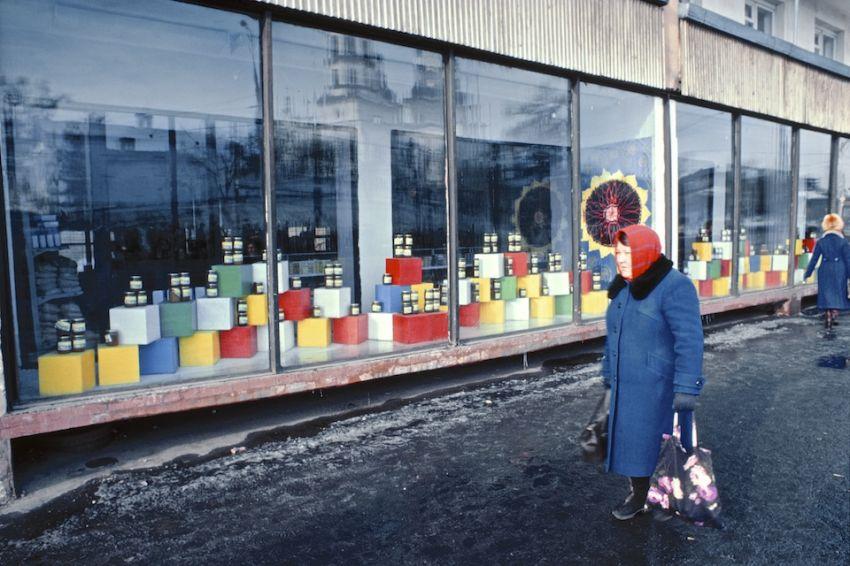 Советский Союз 1982-го года: последний год брежневской эры