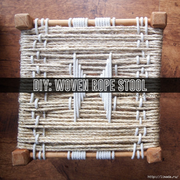 DIY-woven-rope-stool (600x600, 315Kb)