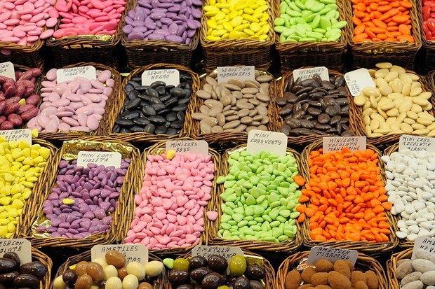 Что купить, что попробовать в Лиссабоне. Местные рынки.