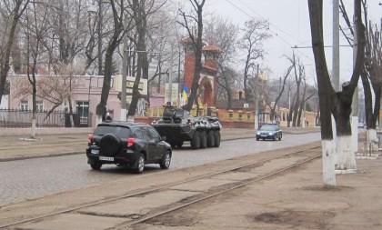 БТР в Одесе