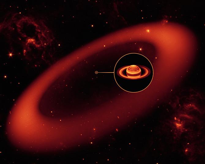 10 странных объектов Солнечной системы, о которых нам мало что известно