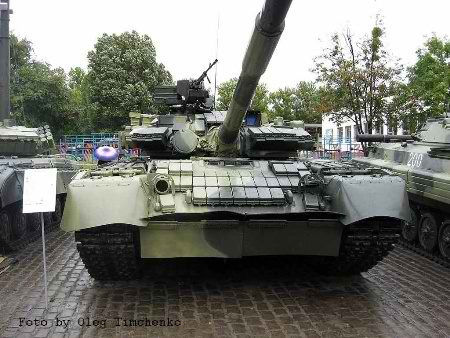 Развенчание лжи: на украинских Т-80 нет турбин в 1250 л.с.